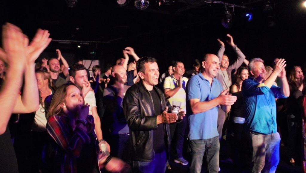 SOULclub fans live MARK