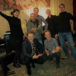 Band Proberaum 2019 2