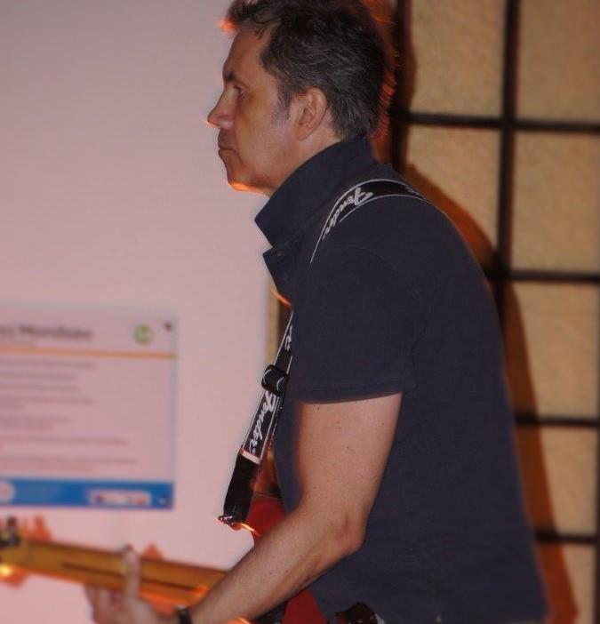 Peter Soulclub Gitarre