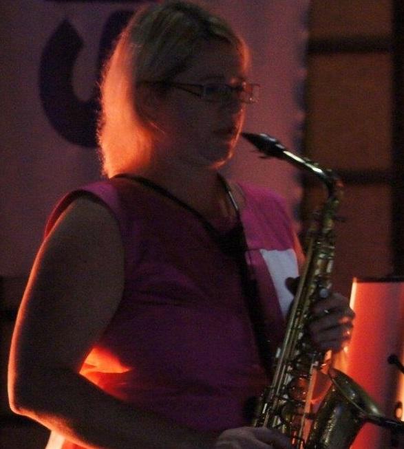 rosewita soulclub saxophon