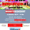 Soulclub Mark Benefiz A3 Plakat